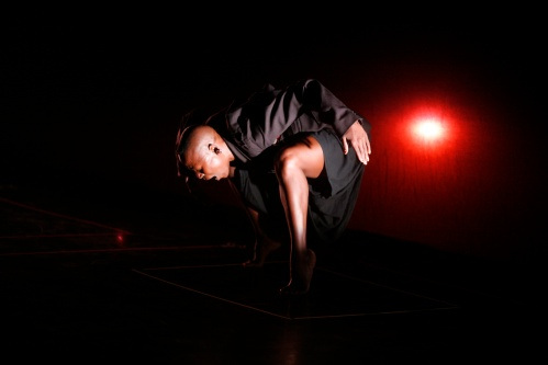Photo taken by Al Hall at the Maggie Allesee National Center for Choreography